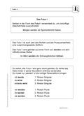 Deutsch, Deutsch_neu, Sprache, Primarstufe, Sekundarstufe I, Didaktik, Sekundarstufe II, Grammatik, Sprachbewusstsein, Sprache und Sprachgebrauch untersuchen, Unterrichtsmethoden, Wortarten, Lösung für Lehrer, Tempus, Sprachliche Strukturen und Begriffe auf der Wortebene, Tempus Futur I, Verb
