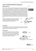 Deutsch, Sprache, Didaktik, Sprachbewusstsein, Umgang mit Leserechtschreibschwäche, Diagnose von Rechtschreibschwierigkeiten