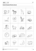 Deutsch, Sprache, Sprachbewusstsein, Sprachentwicklung, Phonologische Bewusstheit, Auslaute, Anlaute
