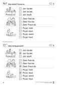 Deutsch_neu, Primarstufe, Sprache und Sprachgebrauch untersuchen, Lesen, bild-text-zuordnung, Sinnentnehmendes Lesen