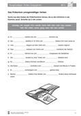 Deutsch_neu, Sekundarstufe I, Sprache und Sprachgebrauch untersuchen, Medien, unregelmäßige verben, daz/daf material