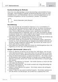 Deutsch, Didaktik, Unterrichtsmethoden, Methoden im Unterricht, Stationenlernen