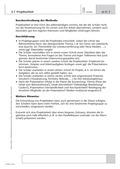 Deutsch, Didaktik, Unterrichtsmethoden, Methoden im Unterricht, Projektarbeit