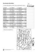 Deutsch, Lesen, Sprache, Schriftspracherwerb, Sprachbewusstsein, Wortfamilien, Grammatik
