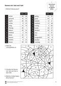 Deutsch, Sprache, Grammatik, Sprachbewusstsein, Wortbildung, Wortarten, Nomen