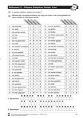 Deutsch, Sprache, Didaktik, Grammatik, Sprachbewusstsein, Unterrichtsmethoden, Wortarten, Tempus, Lösung zur Selbstkontrolle für SuS, Verben, Zeitformen gemischt, Grammatische Fachbegriffe