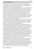 Deutsch_neu, Sekundarstufe I, Sprechen und Zuhören, Hans im Glück, Märchen, Leseförderung
