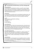 Deutsch, Literatur, Medien, Umgang mit fiktionalen Texten, Umgang mit Medien, Gattungen, Bildergeschichte