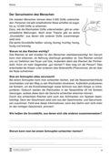 Biologie, Informationsverarbeitung in Lebewesen, Bau und Funktion von Biosystemen, Humanbiologie, Geruchssinn, Organ, Nase