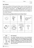 Biologie, Informationsverarbeitung in Lebewesen, Humanbiologie, Sinnwahrnehmung, Sinnesorgane, Tastsinn