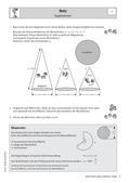 Mathematik_neu, Sekundarstufe I, Raum und Form, Größen und Messen, Geometrische Objekte, Rauminhalt, Rauminhaltsberechnungen, Zylinder, Kreiskegel, Kegelstumpf