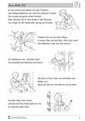 Deutsch, Literatur, Lesen, Fiktionale Texte, Umgang mit fiktionalen Texten, Schriftspracherwerb, Epik, Analyse fiktionaler Texte, Gattungen, Märchen, Frau Holle