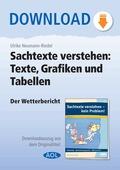 Deutsch_neu, Primarstufe, Sekundarstufe I, Sekundarstufe II, Lesen, Erschließung von Texten, Lesen und Medien, Suchen von Informationen in Medien