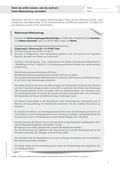 Deutsch, Didaktik, Lesen, Aufbau von Kompetenzen, Schriftspracherwerb, Alltagskompetenzen, Lesekompetenz, Leseverstehen