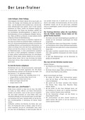Deutsch_neu, Primarstufe, Sekundarstufe I, Sekundarstufe II, Lesen, Grundlagen, Historische Entwicklung, Leseoperationen