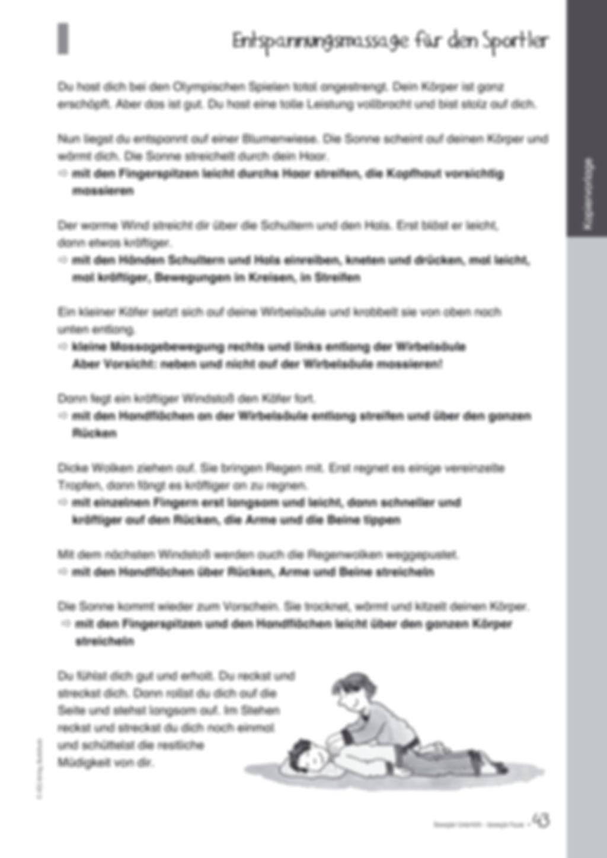 Übungen und Spiele für eine bewegte Grundschule: Material komplett Preview 39