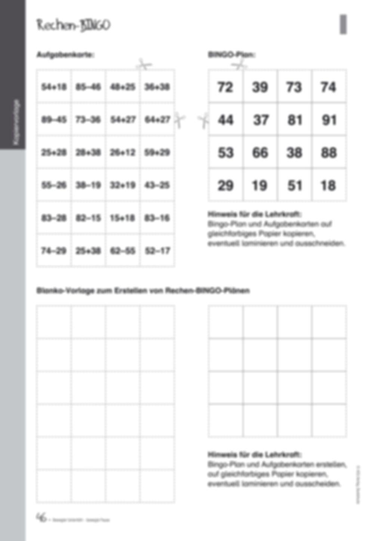 Übungen und Spiele für eine bewegte Grundschule: Material komplett Preview 42