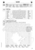 verfügung über sprachliche mittel (s1), Wortschatz und Idiomatik, Wortschatz