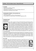 Deutsch_neu, Sekundarstufe II, Primarstufe, Sekundarstufe I, Literatur, Literarische Gattungen, Lyrik, Literatur der Weimarer Republik/ Neue Sachlichkeit, Literatur