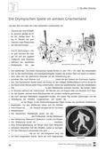 Geschichte_neu, Sekundarstufe I, Antike, Das antike Griechenland, Gesellschaft und Kultur, Olympische Spiele