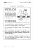 Deutsch, Literatur, Umgang mit fiktionalen Texten, Fiktionale Texte, Analyse fiktionaler Texte, Gattungen, Epik, Sagen, Antike Sagen