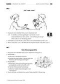 Deutsch, Didaktik, Aufbau von Kompetenzen, Reflexionsbogen, gespräch führen, Kommunikation