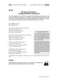Deutsch, Literatur, Fiktionale Texte, Literaturgeschichte, Umgang mit fiktionalen Texten, Autoren, Epik, Analyse fiktionaler Texte, Goethe, J. W. von Goethe, Dramatik, Faust I, Gretchen