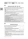Deutsch, Didaktik, Unterrichtsmethoden, Kooperatives Lernen, Placemat, Methodenkompetenz