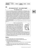 Deutsch, Literatur, Umgang mit fiktionalen Texten, Analyse fiktionaler Texte, Gattungen, Fiktionale Texte, Gattungsmerkmale