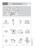 Deutsch, Deutsch_neu, Themenfelder, Didaktik, Primarstufe, Sekundarstufe I, Sekundarstufe II, Memory, Unterrichtsmethoden, Sprache und Sprachgebrauch untersuchen, Sprachliche Strukturen und Begriffe auf der Wortebene, Laut und Lautstruktur des Wortes, Lautsystem/ Phonem, Lautsystem/Phonem, reimwörter