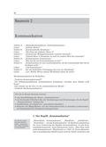 Deutsch, Sprache, Kommunikation, Sprachbewusstsein, Kommunikationsmodelle, Sprachliches Handeln, Kommunikationskompetenz
