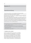 Deutsch, Sprache, Sprachentwicklung, Sprechstörungen, deutschdidaktik