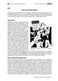 Deutsch, Literatur, Fiktionale Texte, Umgang mit fiktionalen Texten, Lyrik, Analyse fiktionaler Texte, Gattungen, Poetry Slam, Gedicht