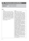 Deutsch_neu, Sekundarstufe II, Sekundarstufe I, Primarstufe, Lesen, Verfügen über Leseerfahrung, Verfügen über Leseerfahrungen, Kenntnis und Unterscheidung der Textsorten