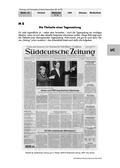 Deutsch, Medien, Zeitungen, Umgang mit Medien, Analyse von Zeitungen, Medium Zeitung, Zeitung, mediennutzung, Medienkompetenz
