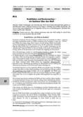 Deutsch, Lesen, Literatur, Leseverstehen und Lesestrategien, Non-Fiktionale Texte, Informationen entnehmen, Sachtexte