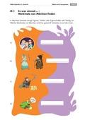 Deutsch, Literatur, Fiktionale Texte, Umgang mit fiktionalen Texten, Epik, Analyse fiktionaler Texte, Gattungen, Märchen, Merkmale von Märchen