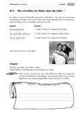 Deutsch, Literatur, Fiktionale Texte, Umgang mit fiktionalen Texten, Lyrik, Analyse fiktionaler Texte, Gattungen, Liebesgedichte, reimwörter, texte selbst schreiben