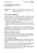 Deutsch, Sprache, Grammatik, Sprachbewusstsein, Satzglieder
