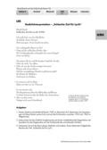 Deutsch_neu, Sekundarstufe II, Primarstufe, Sekundarstufe I, Literatur, Literarische Gattungen, Lyrik, Exilliteratur/ Literatur der inneren Emigration/ Naziliteratur, Literatur