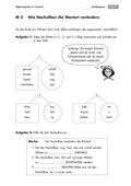 Deutsch, Deutsch_neu, Sprache, Primarstufe, Sekundarstufe I, Sekundarstufe II, Grammatik, Sprachbewusstsein, Sprache und Sprachgebrauch untersuchen, Wortbildung, Reflexion über Sprache, Wortarten, Sprachliche Strukturen und Begriffe auf der Wortebene, Nachsilben