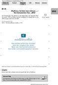 Deutsch, Literatur, Medien, Themenfelder, Fiktionale Texte, Ton und Radio, Umgang mit Medien, Lyrik, Audio, Songtext, Die Fantastischen Vier