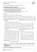 Deutsch, Didaktik, Schreiben, Sprache, Unterricht vorbereiten, Schreibprozesse initiieren, Sprachbewusstsein, Vertretungsstunde, korrektur