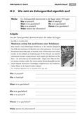 Deutsch, Medien, Zeitungen, Umgang mit Medien, Produktion und Analyse journalistischer Texte, Analyse von Zeitungen, Zeitungsartikel, Zeitung, Merkmale von Zeitungsartikeln