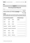 Deutsch, Sprache, Didaktik, Sprachbewusstsein, Aufbau von Kompetenzen, Umgang mit dem Wörterbuch, Wörterbucharbeit