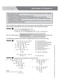Mathematik, Zahlen & Operationen, Algebra, Klammersetzung, Klammern, Gleichungen, Terme, Variablen