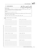 Mathematik, Zahlen & Operationen, funktionaler Zusammenhang, Algebra, Äquivalenzumformungen, Klammern, Klammersetzung, Terme, Gleichungen