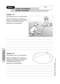 Mathematik, Raum & Form, Geometrie, Flächeninhalt, umfang, kreis