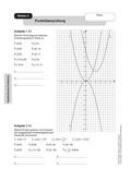 Mathematik, Funktion, Raum & Form, funktionaler Zusammenhang, quadratische Funktionen, Graphen, Parabeln, Funktionen, Funktionen darstellen