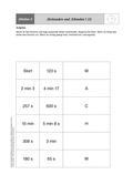 Mathematik_neu, Primarstufe, Größen und Messen, lernspiel